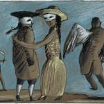 Maja - Masques et Chuchotements