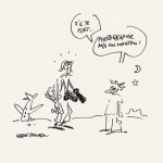 Lefred-Thouron-Dessin