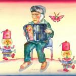 Napo - Le fameux accordéoniste