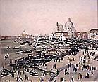 Venise, Quai des Esclavons