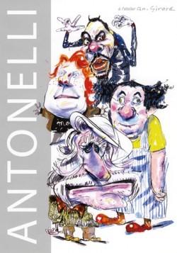 Affiche de l'exposition Antonelli