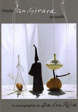 Affiche de l'exposition Jean Denis Robert