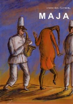 Affiche de l'exposition Maja