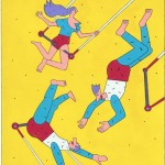 Koechlin - Les trapezistes