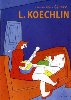 Affiche de l'exposition Lionel Koechlin