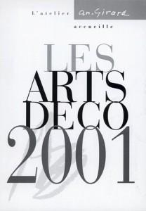 Les Arts Déco 2001