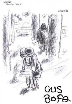Affiche de l'exposition Gus Bofa