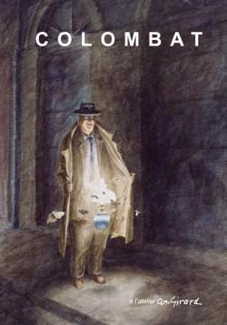 Affiche de l'exposition Colombat