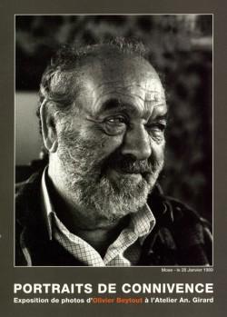 Affiche de l'exposition Olivier Beytout