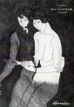 Affiche de l'exposition Pierre Fournier