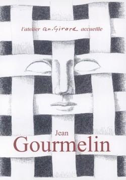 Affiche de l'exposition Jean Gourmelin