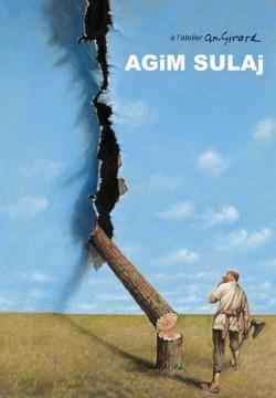 Affiche de l'exposition Agim Sulaj