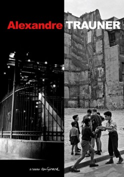 Affiche de l'exposition Alexandre Trauner
