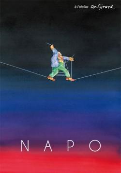 Affiche de l'exposition Napo