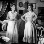 Miquette et sa mère avec Mireille Perry