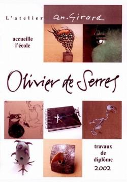 Affiche de l'exposition Olivier de Serres