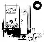 PORCELAINES & CHIEN D'AVEUGLE