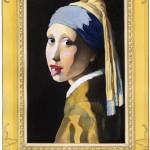 La jeune fille au piercing de Vermeer