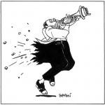 Jazz - La leçon de trompette