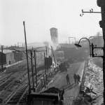 GARE DE TRIAGE, SAINT ETIENNE  1955